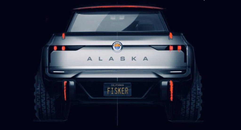 Henrik Fisker Mistakenly Shows 'Alaska' Electric Pickup Truck