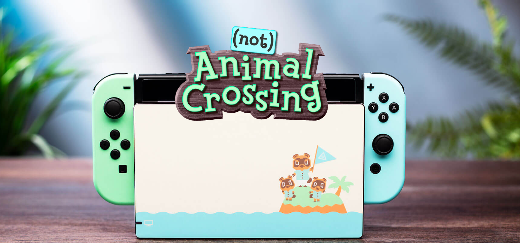 Do you want a (not) Animal Crossing Nintendo Switch?
