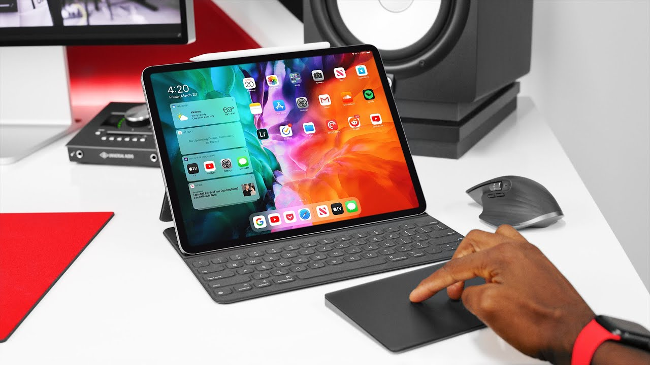 Lots of opinions on the new Magic Keyboard for iPad Pro