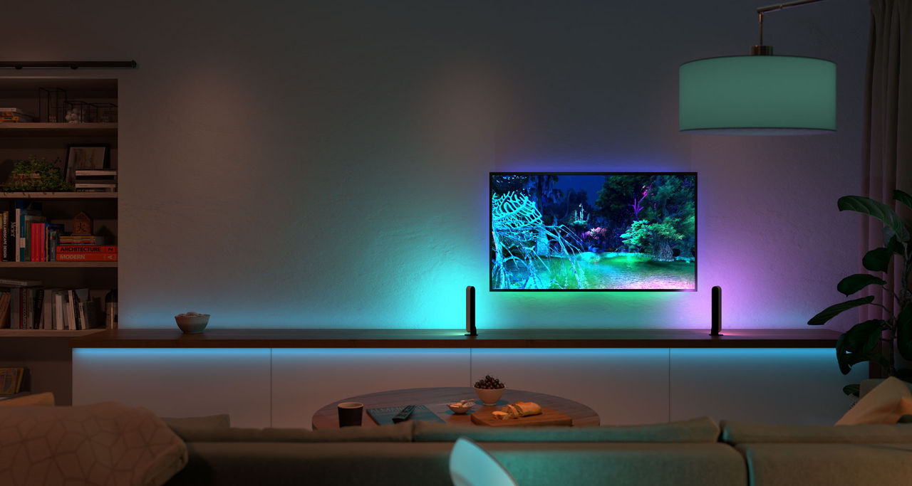 Philips Hue Play gets HDR10 + and Dolby Vision compatibility