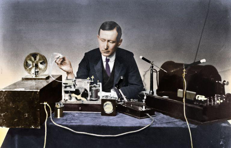 The Birth of Wireless