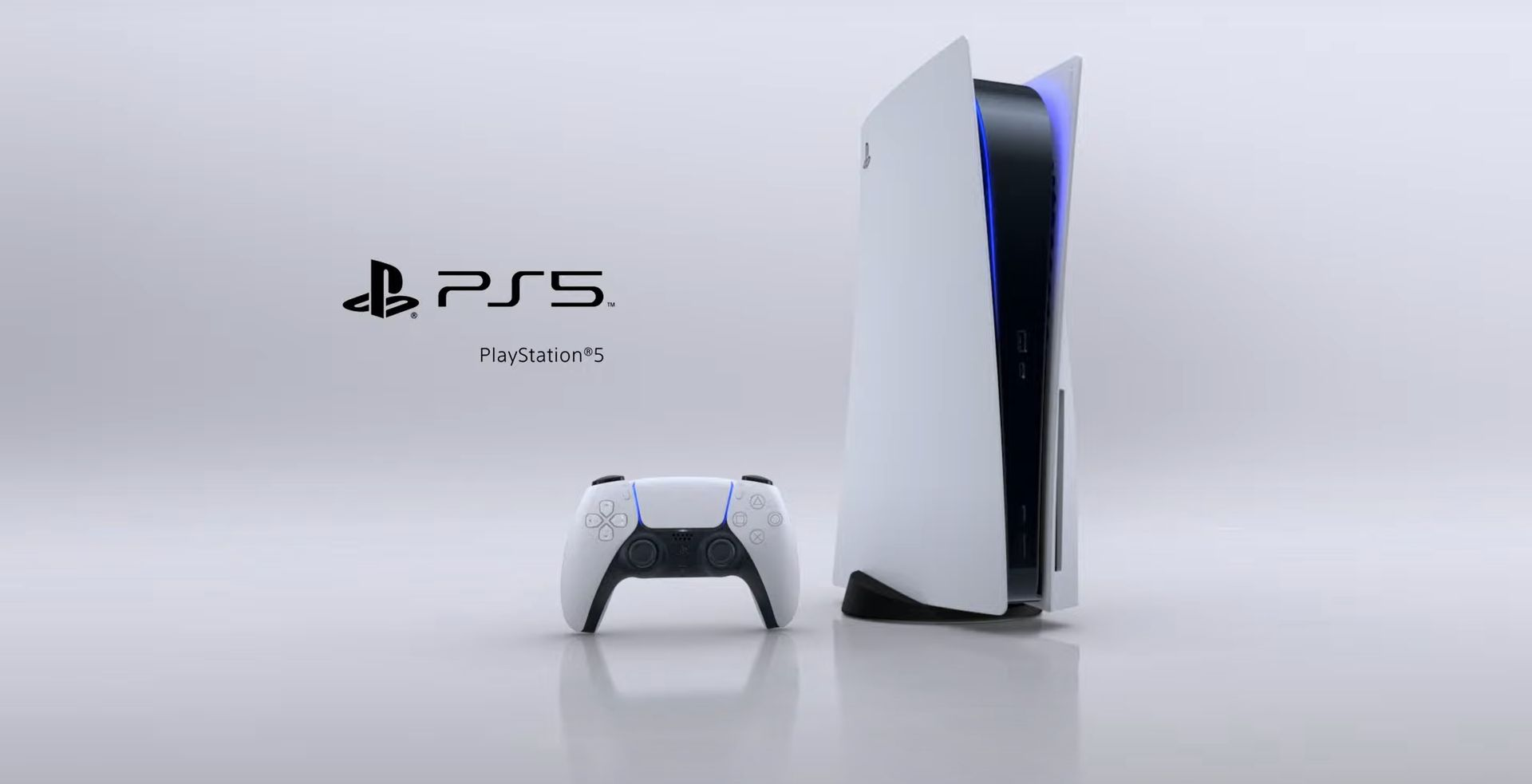 Here's the Playstation 5! And in two versions!