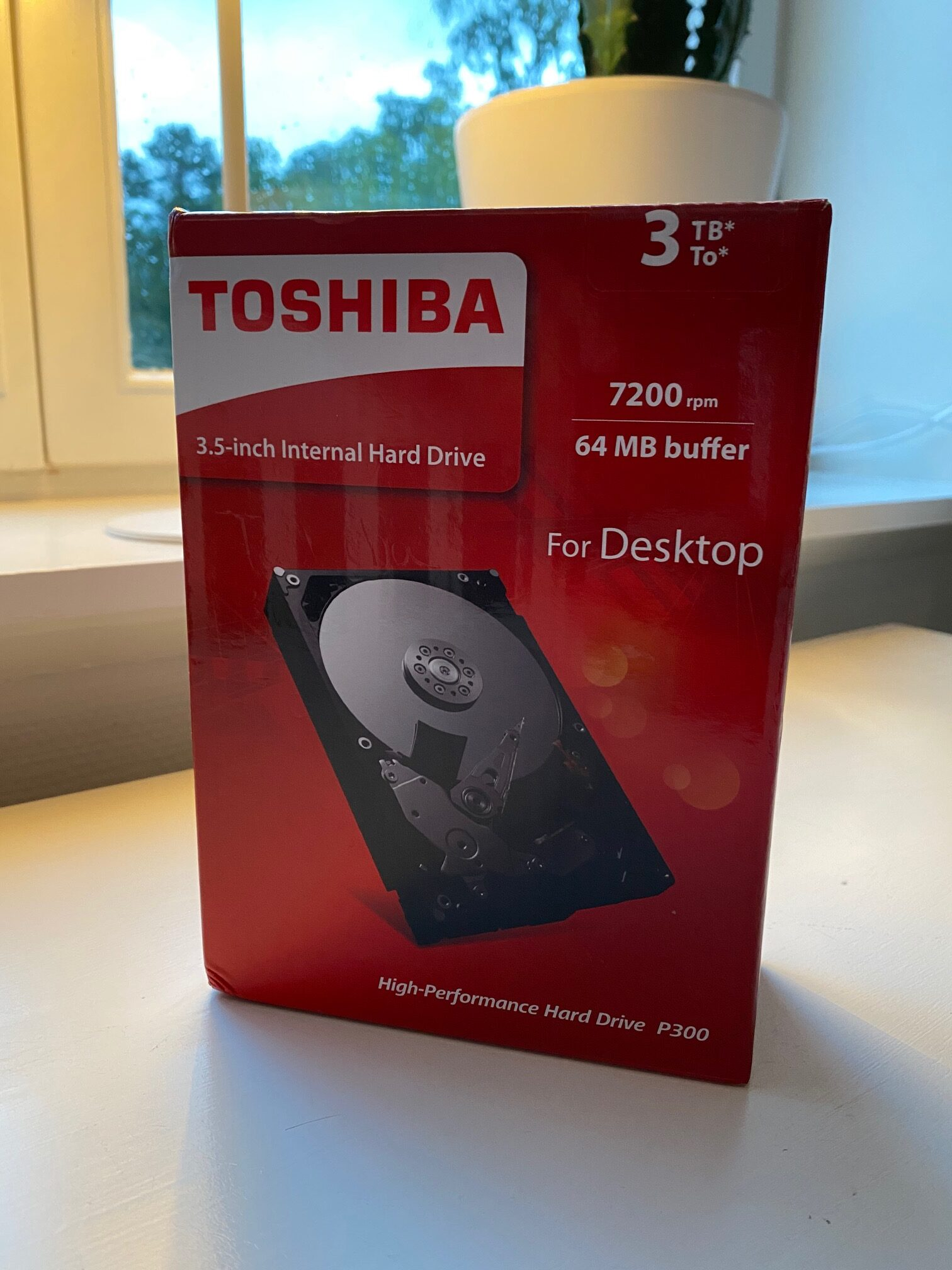 Toshiba P300 (3TB) Quick Look: Faster, harder stronger?