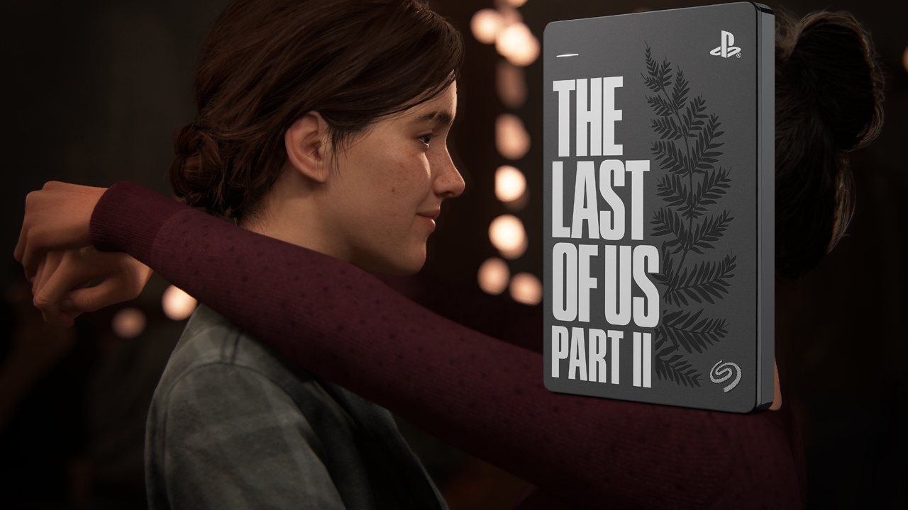 """Seagate Limited Edition """"The Last of Us Part II"""" Portable Hard Drive Quick Look: Do you need it?"""