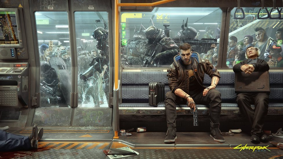 Cyberpunk 2077 developers receive death threats after the game is delayed 21 days