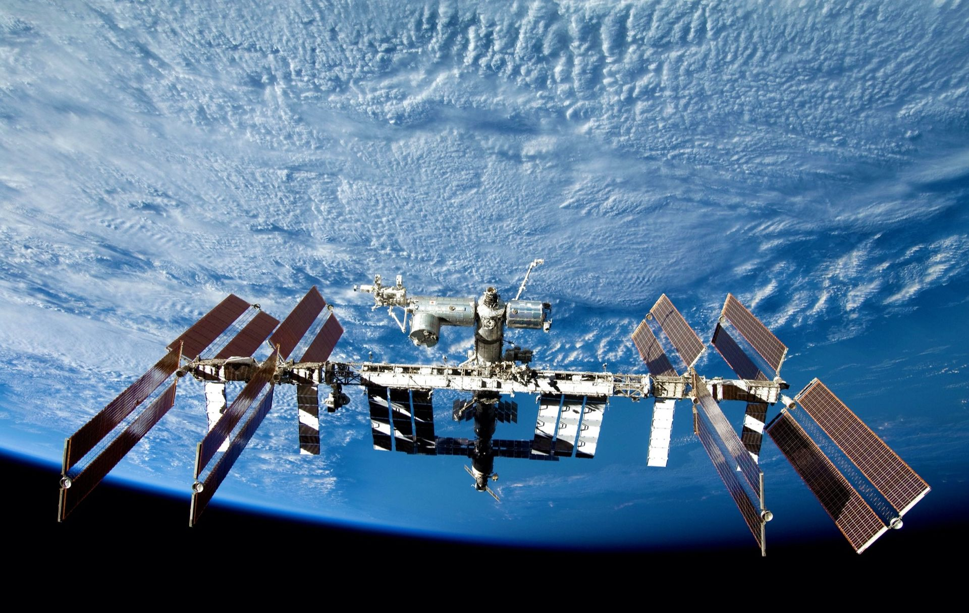 20 Years of the International Space Station