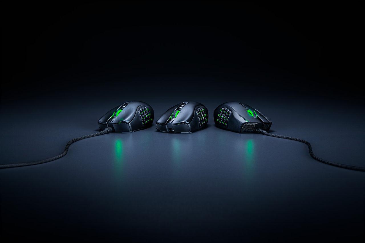 Razer presents Naga X