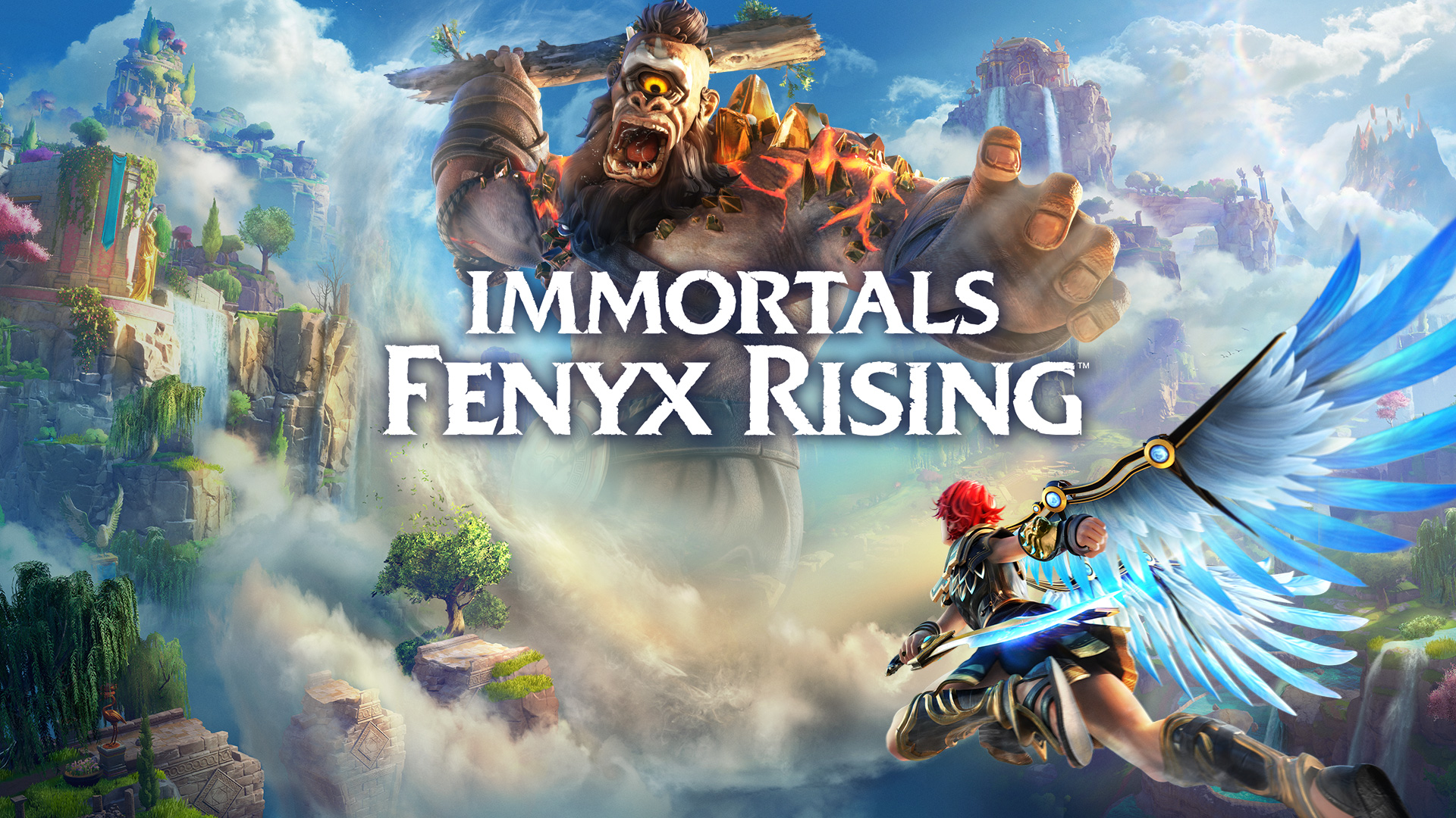 Immortals Fenyx Rising (PS5) Review: Kid Icarus: Breath of the Wild