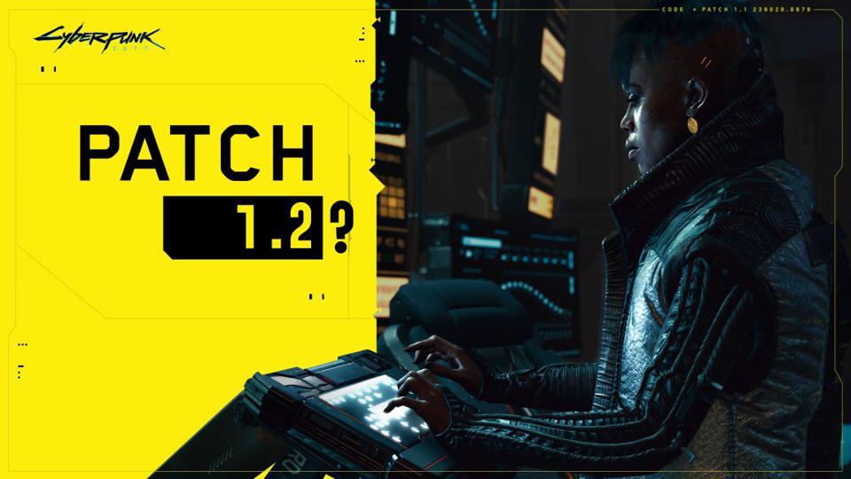 CD Projekt RED reveals the next big Cyberpunk 2077 update