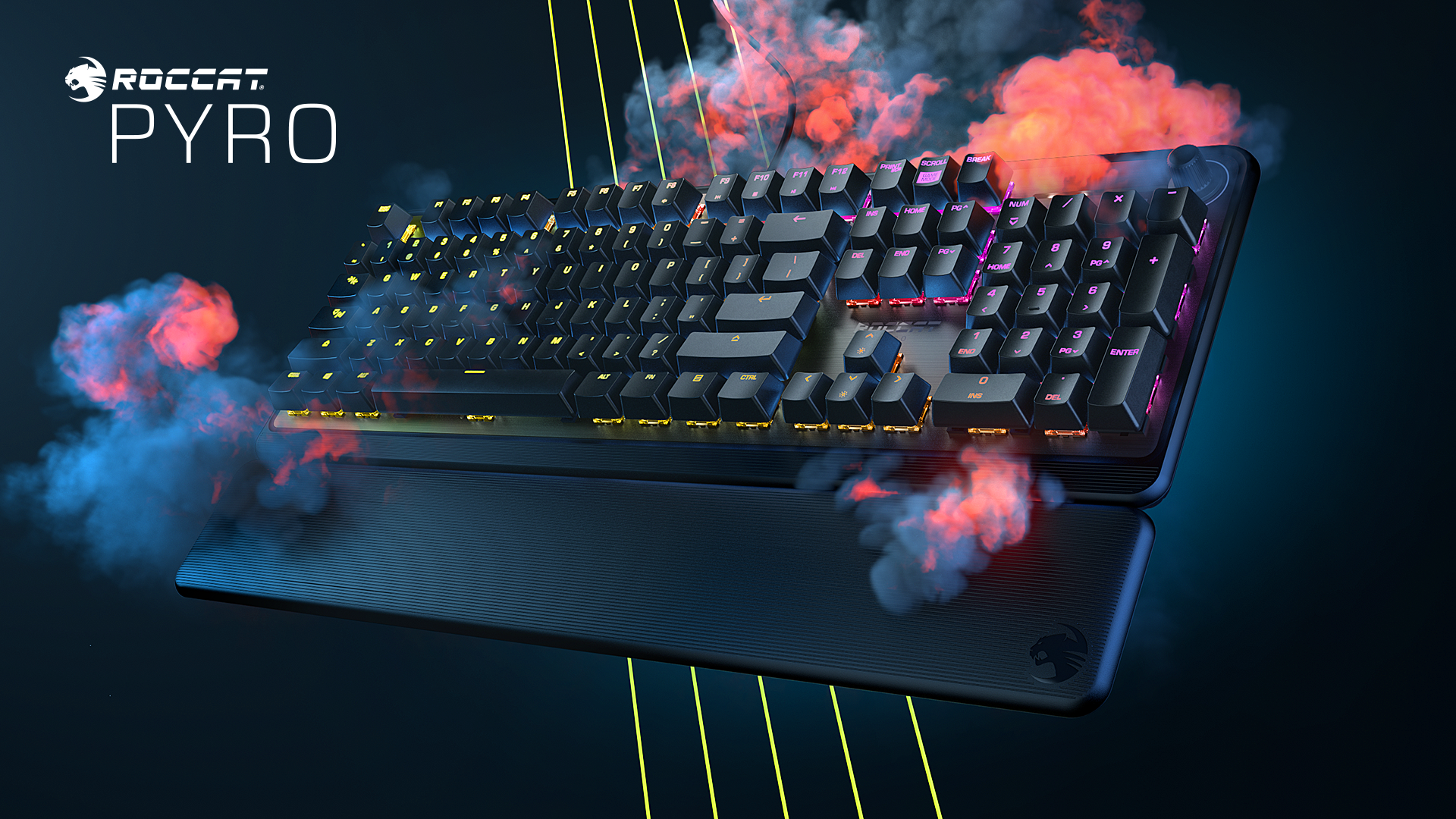 Roccat expands its Gaming Keyboard lineup