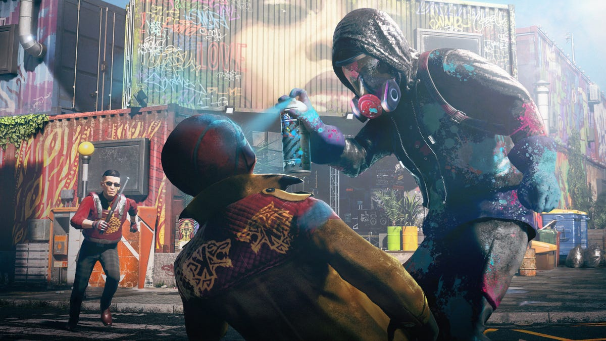 Watch Dogs: Legion gets 60fps mode on PS5 and XSX/S