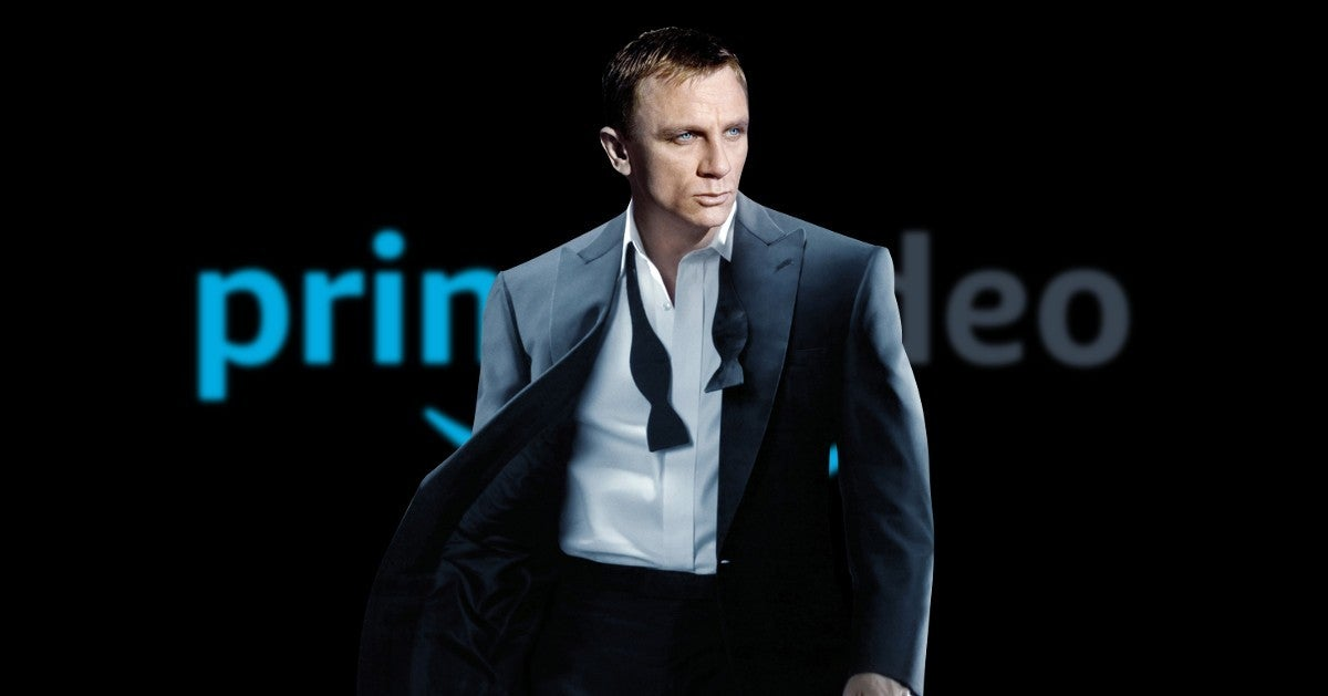 Amazon acquires MGM and James Bond rights