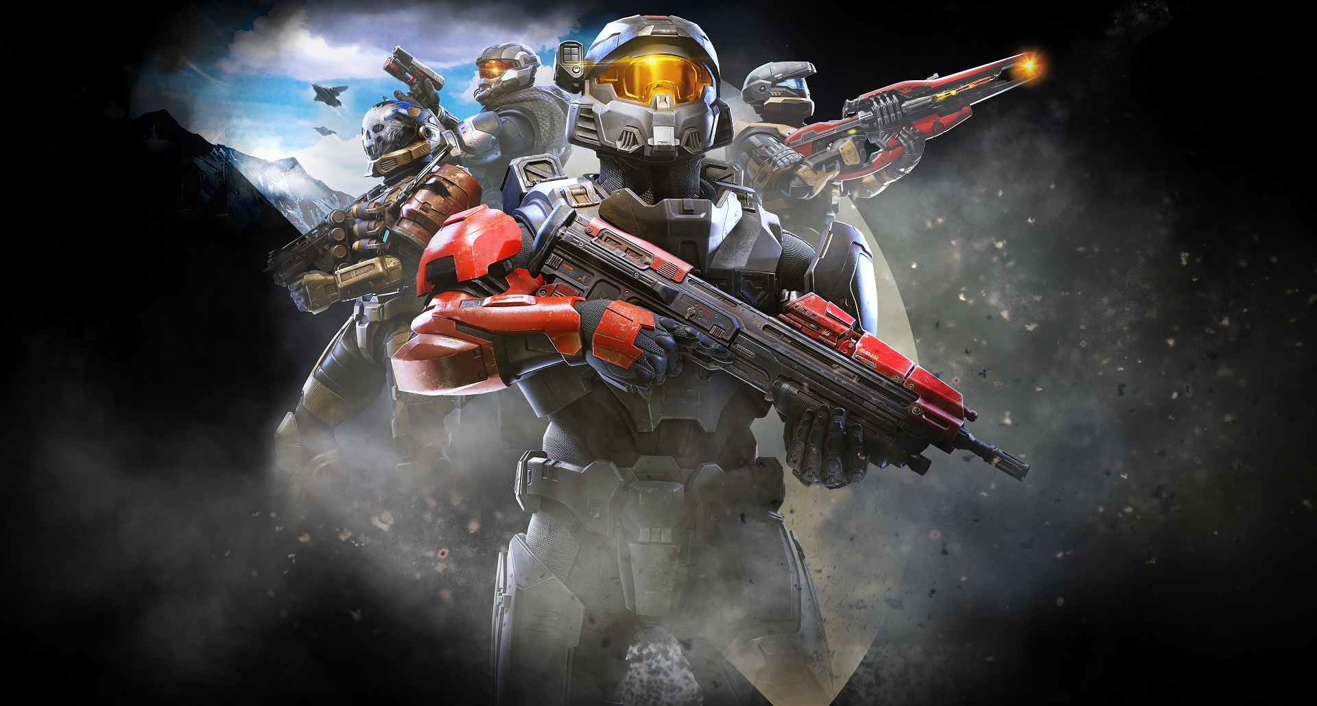 Microsoft releases new image from Halo Infinite