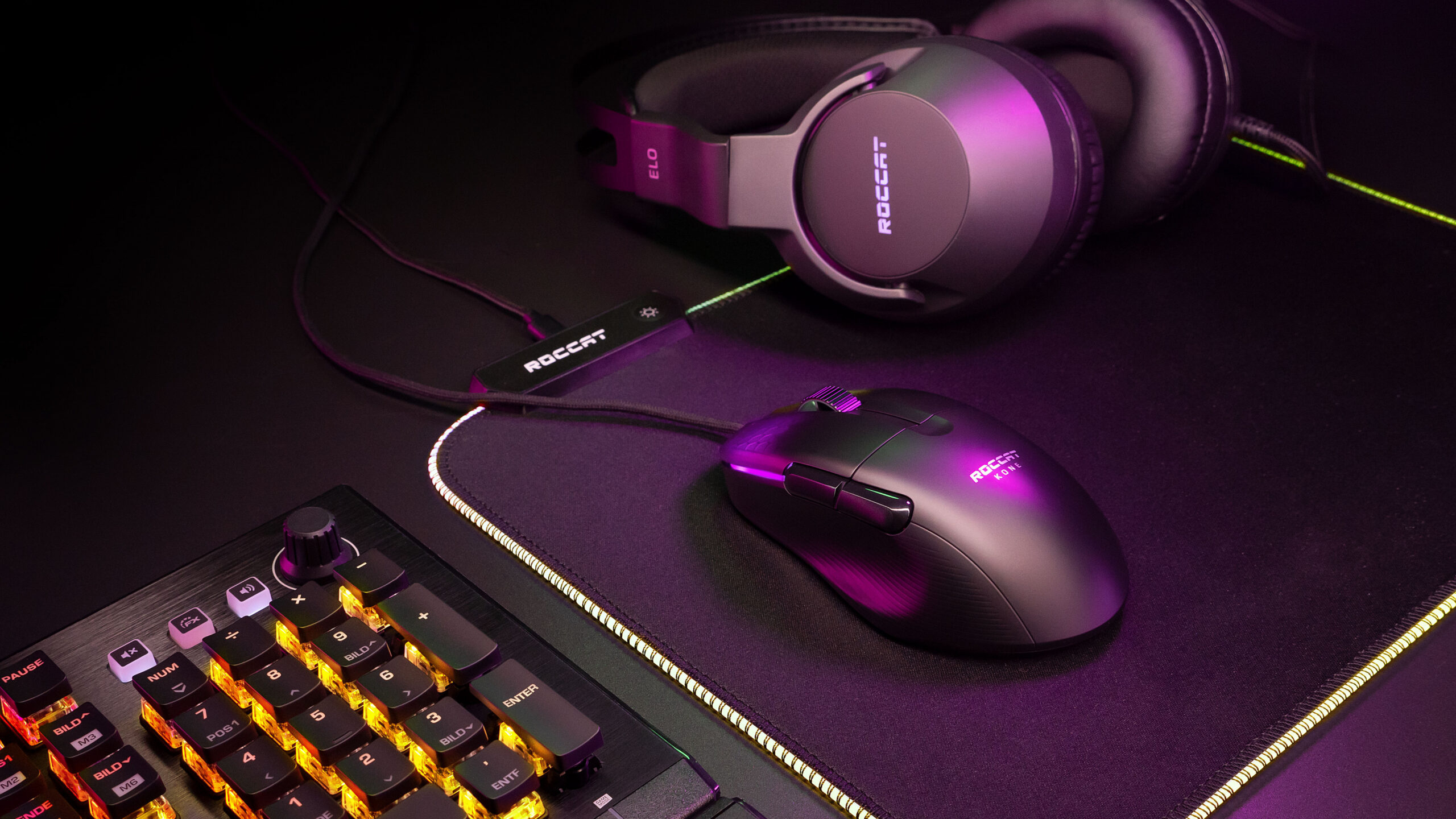 Roccat Kone Pro Review: Gaming Gone Gorgeous
