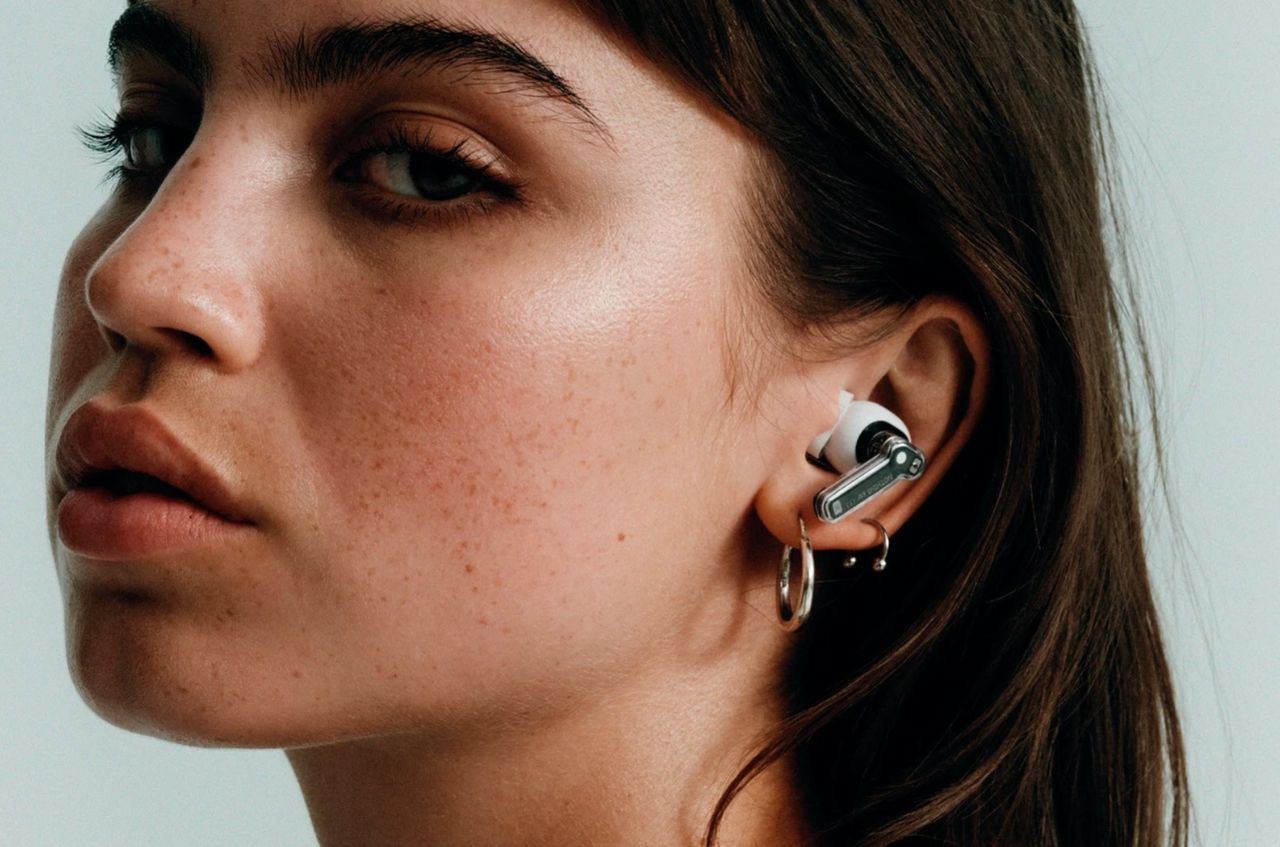 Here are Nothing's Ear-1 headphones – The first product from Carl Pei's new company