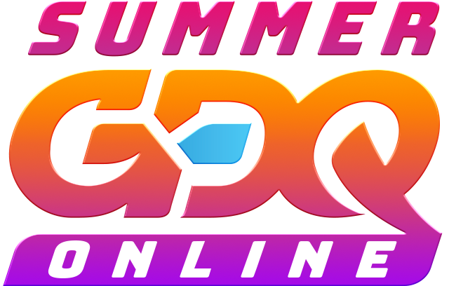 Later today: Summer Games Done Quick