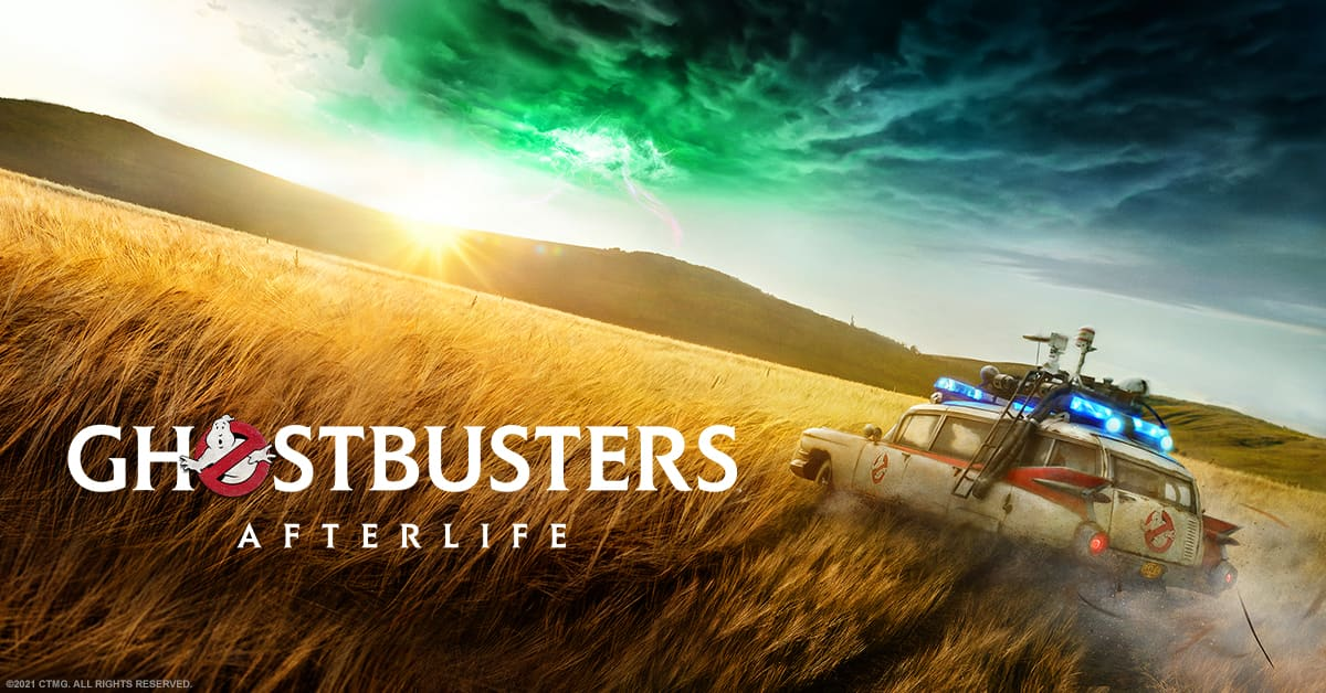New trailer for Ghostbuster: Afterlife