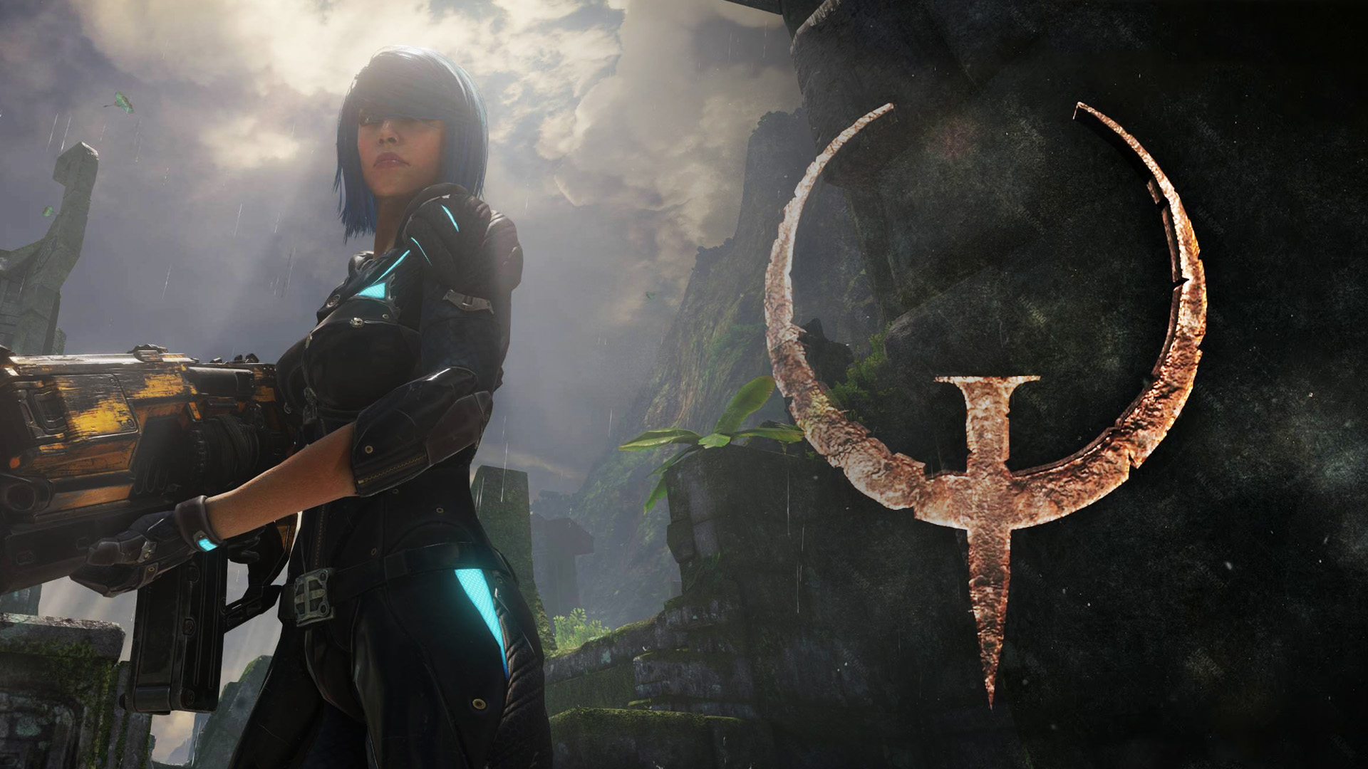 Bethesda surprises with remastered version of Quake
