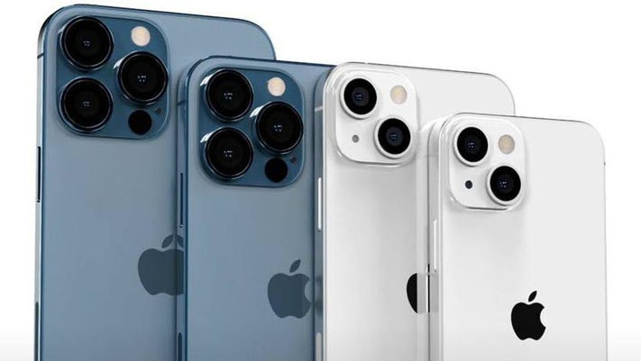 A Guided Tour of iPhone 13 and 13 Pro