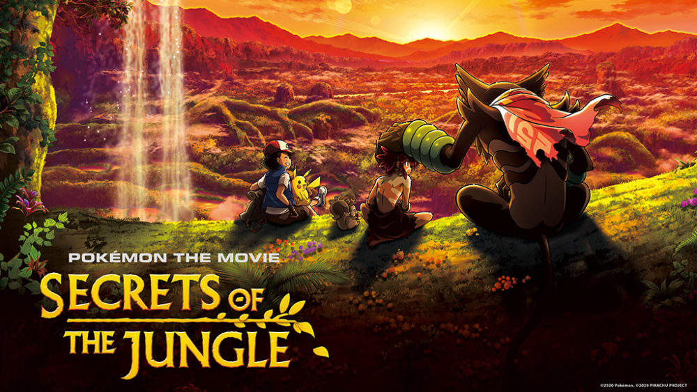 Pokémon the Movie: Secrets of the Jungle will be released on Netflix in October