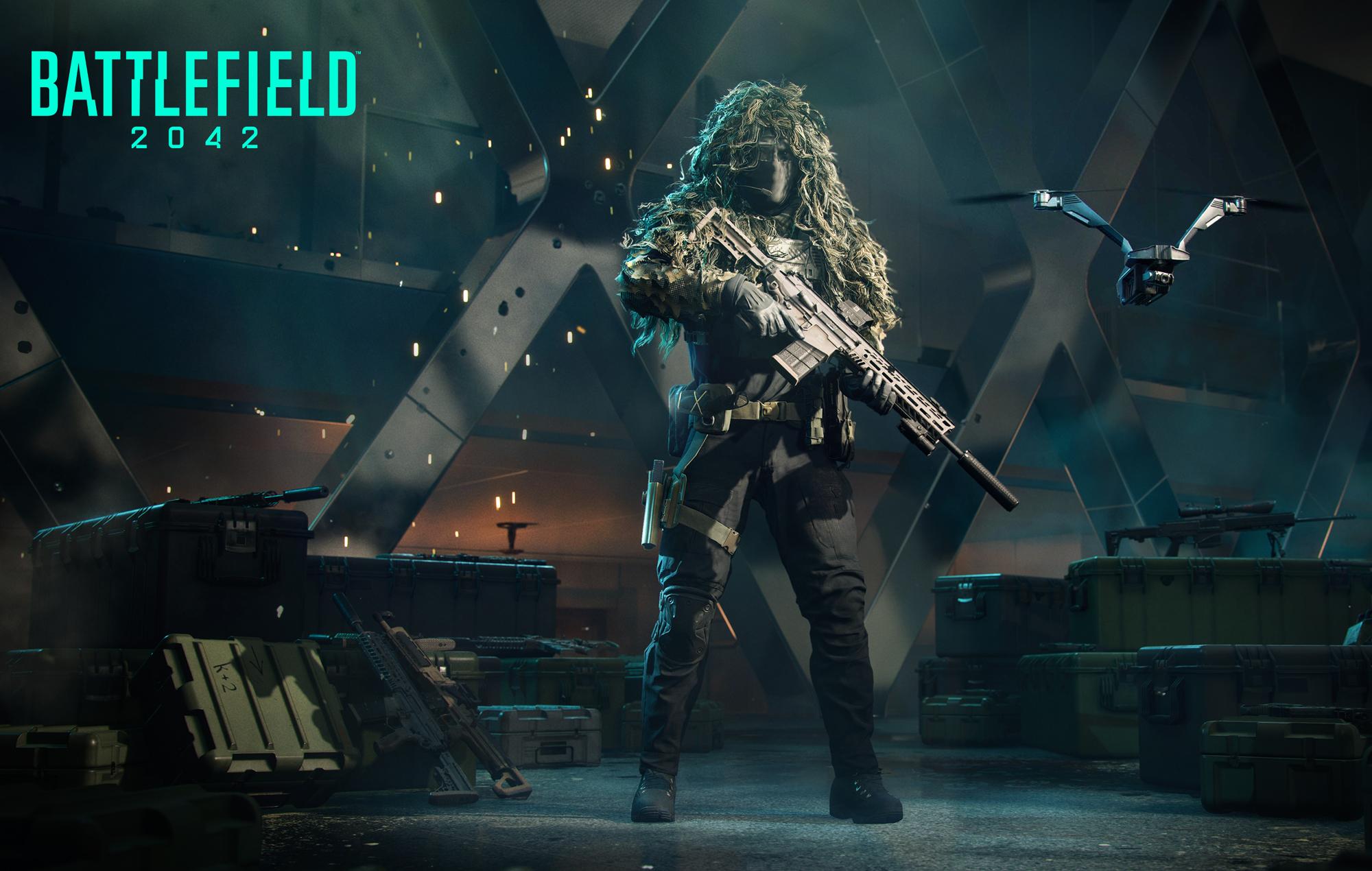 Battlefield 2042 beta will come next week