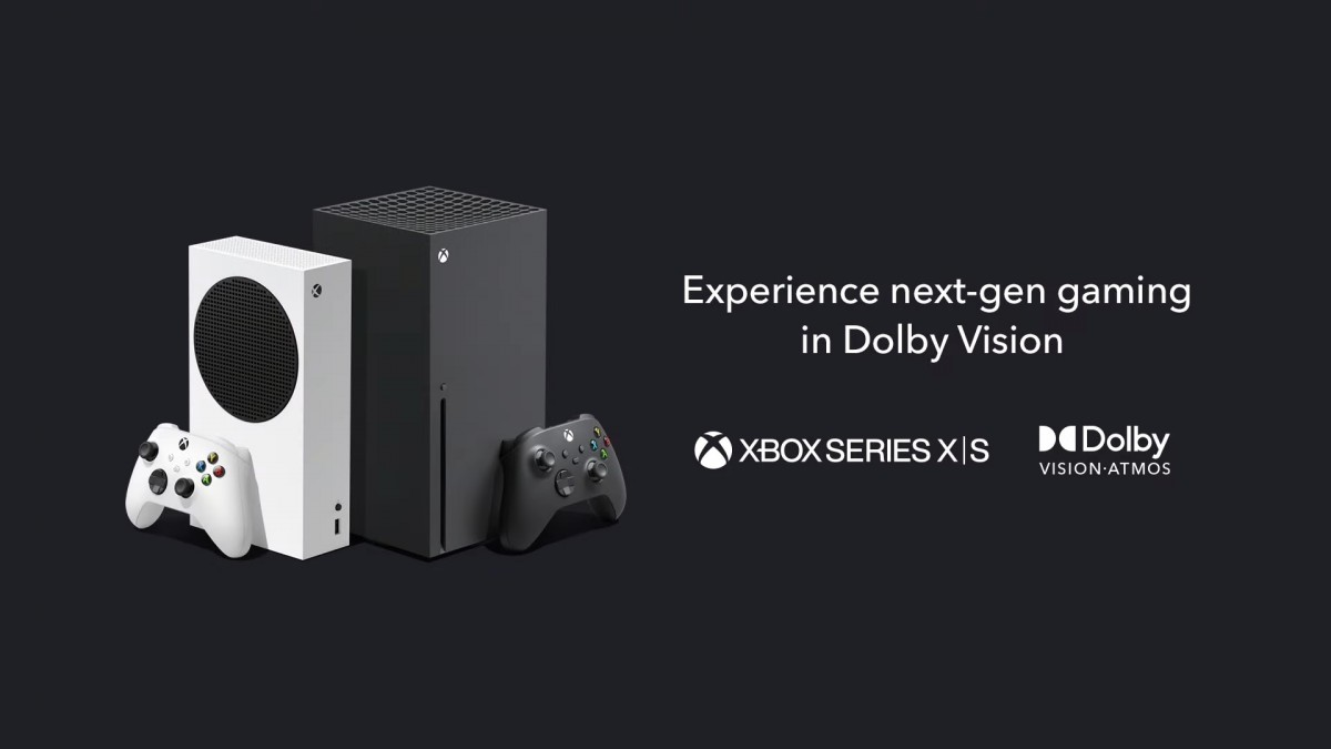 Xbox Series X/S gets Dolby Vision support
